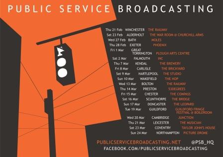 Signal 30 Tour